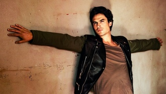 сериал, the vampire diaries, Ian somerhalder, иен сомерхолдер, актёр