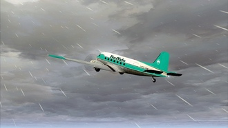 Photoshop, Buffalo Airways, Ice Пилоты СЗТ, Ice Pilots NWT, DC-3, Reality TV, Warbird