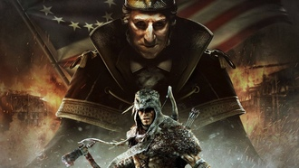 Washington, видео-игр, 2, creed, video games, царь, king, Assassins Creed III, вероисповедания, Вашингтон, Assassins creed III