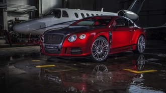 tuning, тюнинг, Bentley Continental GT, Mansory