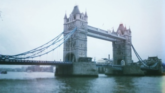 england, deepho, tower bridge, london, city, river, thames