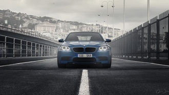 duronautomotive, bmw m5, italy, генуя, италия, genova
