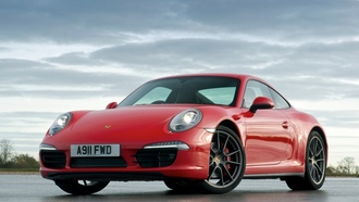 porsche, 911, wallpapers, car, auto, carrera 4s, red, coupe