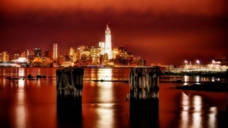 new york city, weehawken, united states, lower manhattan, new jersey