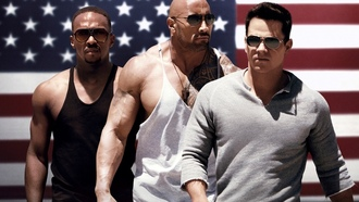 Dwayne Johnson, мужчины, men, Mark Wahlberg, Дуэйн Джонсон, Марк Уолберг
