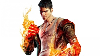 eryx, данте, son of sparda, devil may cry 5, dmc, dante