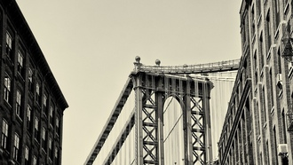 sepia, bridges, мосты, сепия