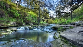 peak district national park, england