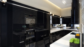 кухня, modern, дизайн, стиль, kitchen, Interior, desogn, модерн