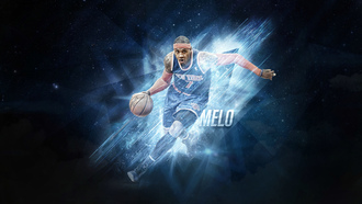 баскетбол, nba, new york, кармело энтони, игрок, Carmelo anthony, knicks