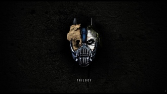 Batman trilogy, batman, joker, bane, scarecrow