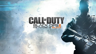 шутер, солдат, Call of duty, black ops 2, будущие, оружее, cod