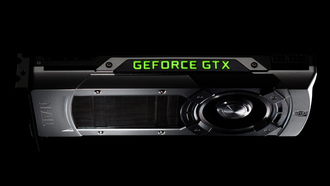 видеокарта, geforce gtx titan, Nvidia