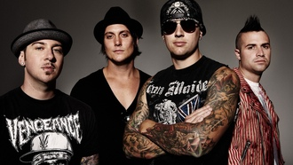 heavy metal, avenged sevenfold, hard rock, a7x, группа, zacky vengeance, музыка