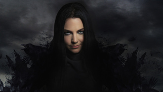 Evanescence, Amy Lee, Эми Ли, музыка, вороны