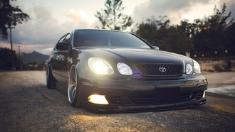 black, aristo, wallpapers, vip, toyota, emil corpuz, tuning, car, automobile, beautiful, hawaii