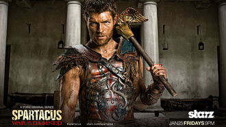 спартак, war of the damned, spartacus