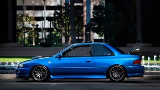 автомобиль, 22b, обоя, tuning, suabru impreza, car, wallpapers, sti, sport, jdm