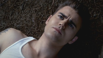 the vampire diaries, пол уэсли, сериал, дневники вампира, paul wesley