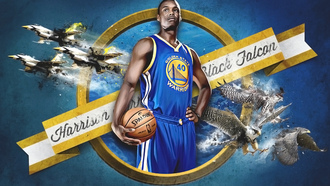 nba, harrison barnes, мяч, игрок, харрисон барнс, баскетбол