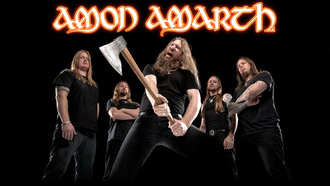 швеция, amon amarth, death metal, melodic death