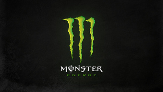 green, monster energy, background, energy, logo, monster