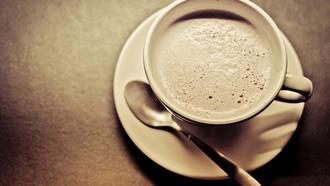 новогодний кофе картинки на рабочий стол