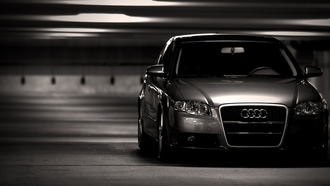 cars, фото, city, audi, audi a4, wallpapers auto, wallpapers audi, auto, parking, a4