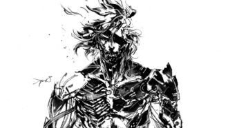 raiden, ниндзя, киборг, metal gear rising revengeance, броня, konami