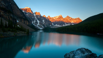 банф, canada, moraine lake, valley of the ten peaks, banff national park, канада
