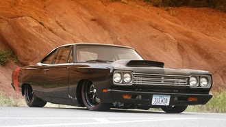 Plymouth Road Runner Pro Stock Hemi, 1969, Road Runner, Plymouth