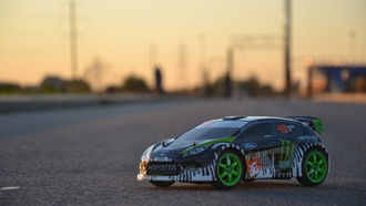 ken block, drift, ford fiesta