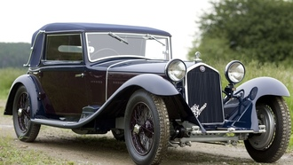 drophead, coupe by castagna, 8c 2300, 1933