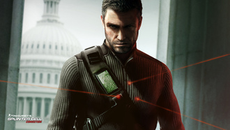 splinter cell, conviction, sam fisher