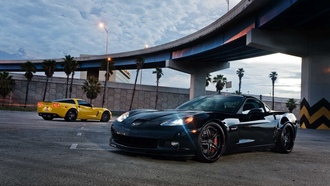 tuning, z06, rims, corvett