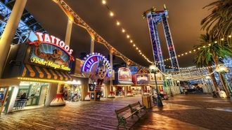 usa, the ultimate carnival, disneyland park, disney, california, disneyland