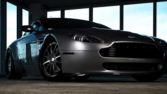 aston martin, v8 vantage, 360forged