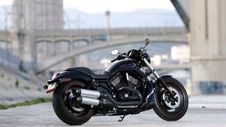 night rod special, harley-davidson, vrscdx, мотоцикл