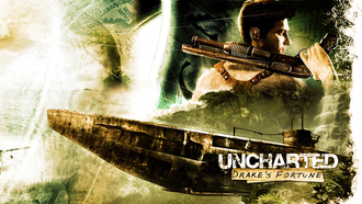 видеоигры, jakhris, uncharted