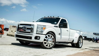 Ford, F-350