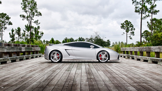gallardo, lamborghini, iss forged & extreme, performance