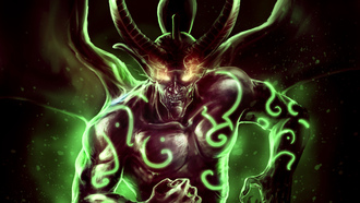 соул кипер, иллидан, branflakes2, dota, illidan, defense of the ancients, дота, террорблейд, warcraft 3