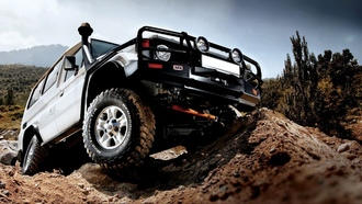 78, toyota, cruiser, off-road, land, arb, bfgoodrich, внедорожник