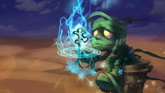 мумия, league of legends, amumu