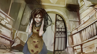 alice madness returns, девушка, alice