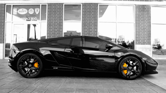 coupe, lamborghini, lp560, gallardo