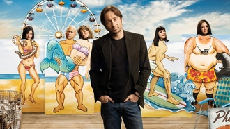 madeline zima, david duchovny, evan handler, madeleine martin, сериал, californication, natascha mcelhone
