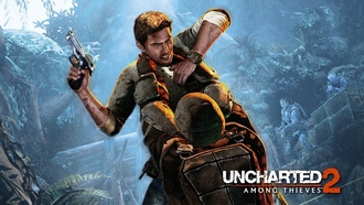 uncharted 2, графоон, among thieves, натан дрейк