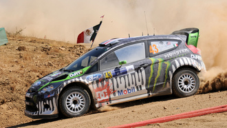 ford, fiesta, кен блок, ралли, monster energy, rally, rs, wrc, ken block