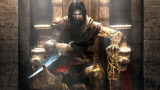 game wallpapers, два трона, принц персии, prince of persia, the two thrones, игры